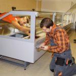 Lada chłodnicza – montaż uklienta
