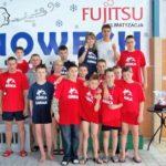Nowech sponsoruje lubańskich pływaków