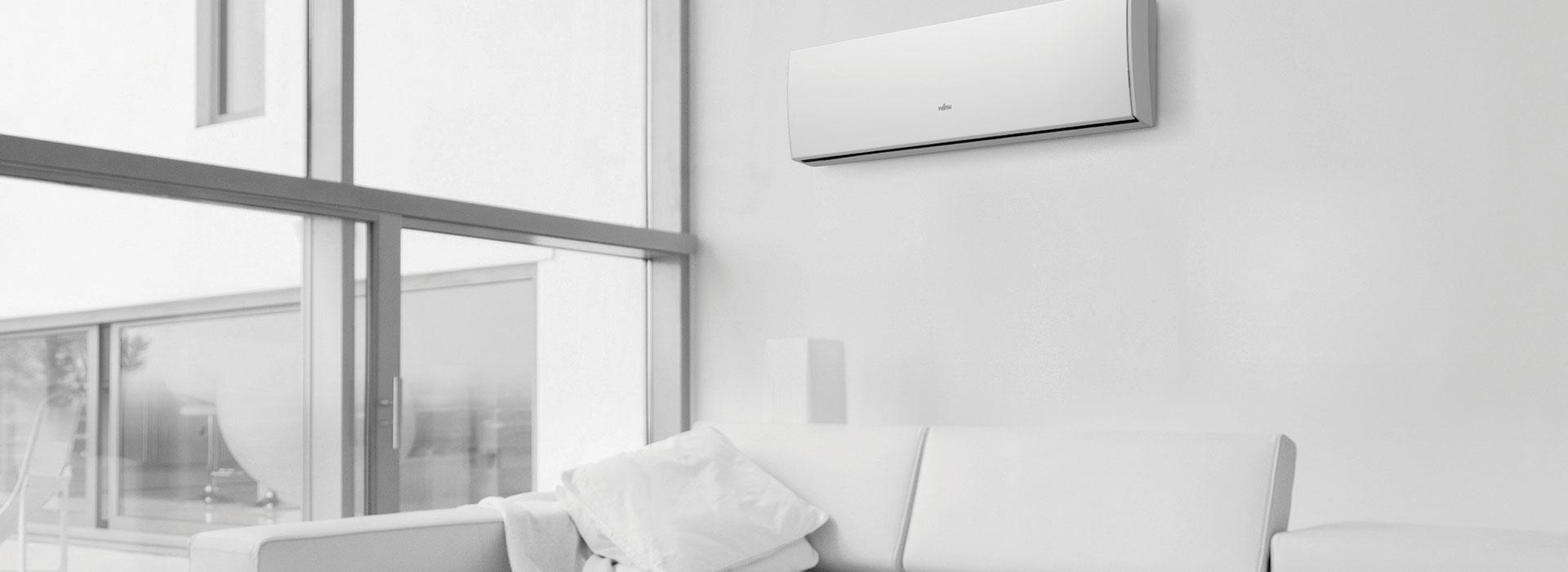 Klimatyzacja komfortu FUJITSU