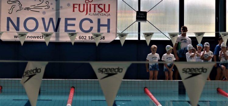 Talenty lubańskiej pływalni